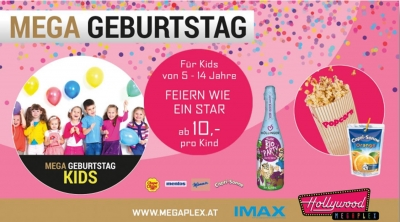 Mega Geburtstagsparty Für Kids Höllinger